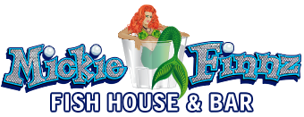 Mickie Finzz Fish House & Bar Logo